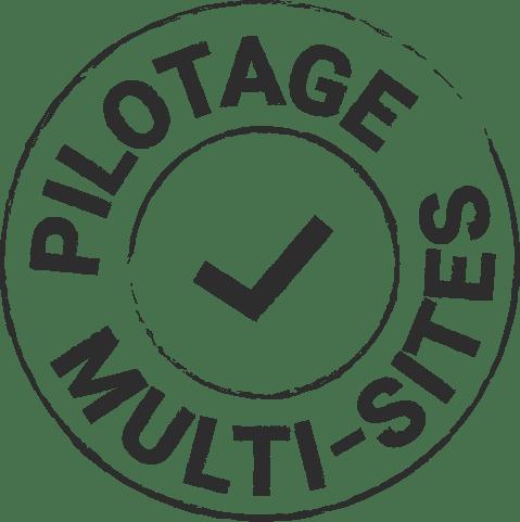 Tampons pilotage multi-sites